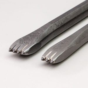 Gradina Widia Guillet Diente Puntiagudo para martillo neumático